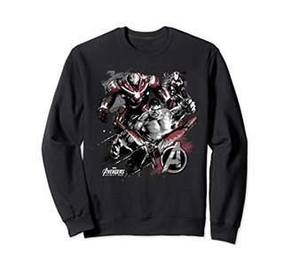 Marvel Avengers Infinity War Four Heroes Sweatshirt