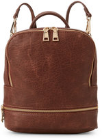 Urban Expressions Cognac Stevie Convertible Backpack