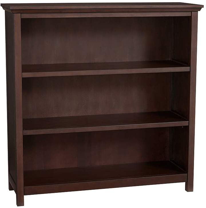 Cameron 3 Shelf Bookcase Navy Standard Ups Delivery
