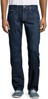 Hudson Byron Straight-Leg Jeans, Blue Funk