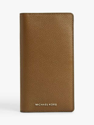 Michael Kors MICHAEL Jet Set Large Leather Travel Document Holder