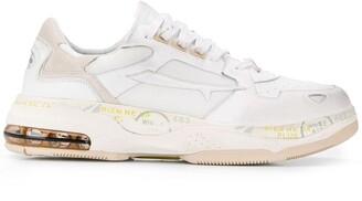 Premiata Drake lace up sneakers