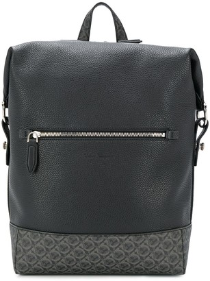 Salvatore Ferragamo Dynamo Gancini Backpack
