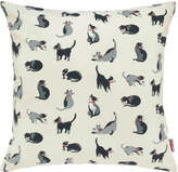 Cath Kidston Small Painted Cats 40 x 40 Cushion