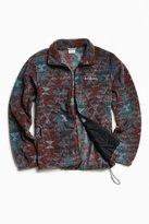 Columbia Steens Mountain Printed Fleece Jacket
