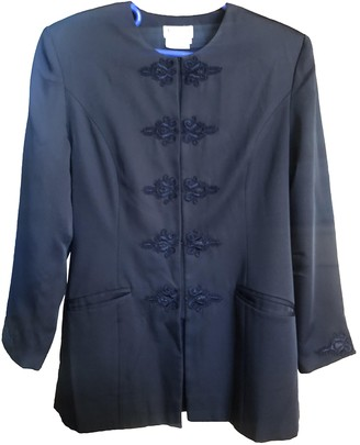 Ann Taylor Navy Jacket for Women