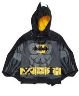 Western Chief Toddler Boy's Batman Everlasting Hooded Raincoat
