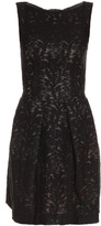 Roland Mouret Bluet Lace S/L Tuilip Dress