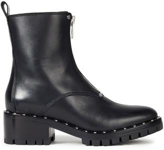 3.1 Phillip Lim Hayett Studded Leather Combat Boots