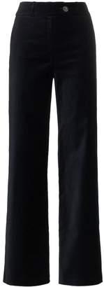 Mira Mikati always tomorrow side stripe trousers