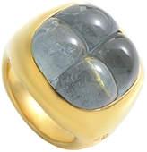 Pomellato 18K Aquamarine Ring