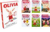 Simon & Schuster Olivia Loves To Read