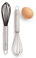 Martha Stewart Collection 2-Pc. Mini Whisk Set, Created for Macy's