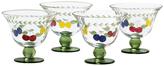 Villeroy & Boch French Garden Accessories Footed Dessert Bowls
