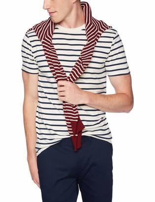 J.Crew Mercantile Men's Striped Crew-Neck T-Shirt
