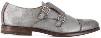 Henderson Baracco Double-Strap Monk Shoes