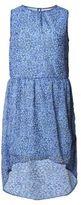 Dex Floral Print Sleeveless Dress