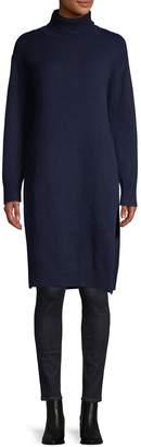 Caara Turtleneck Long-Sleeve Tunic