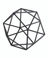 Privilege Geometric Metal Ball