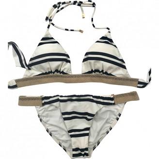 Vix Paula Hermanny Multicolour Lycra Swimwear for Women