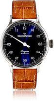 MeisterSinger Men's PANGAEA Watch-BLUE
