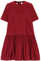 Valentino Cotton-blend minidress