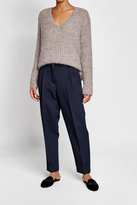 Mes Demoiselles Pullover with Wool and Mohair