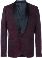 Christian Pellizzari jacquard dinner jacket