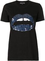 Markus Lupfer Navy Tassel Heart Kate T-shirt