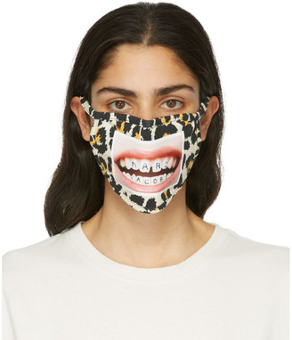 Marc Jacobs Beige @HEY-REILLY Edition The Mask Face Mask