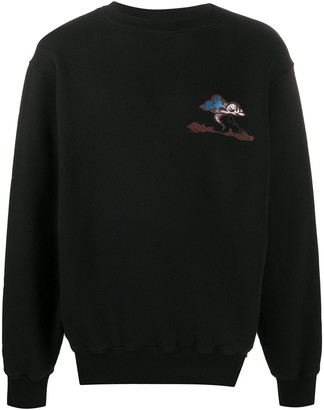 Marni Graphic Print Sweatshirt