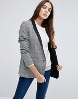 French Connection Empire Check Jacket