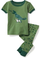 Old Navy 2-Piece Dinosaur-Graphic Sleep Set for Toddler & Baby