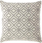 "Isabella Collection Rane Pillow, 16""Sq."