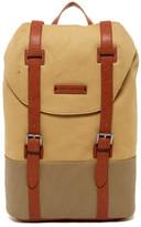 Tommy Hilfiger Daniel Flap Canvas Backpack