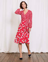 Boden Eden Wrap Dress