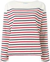 MiH Jeans 'Mariniere' sailor top