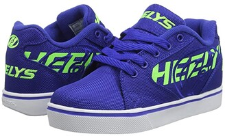 Heelys Vopel (Little Kid/Big Kid/Adult) (Blue) Kid's Shoes