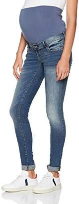 Noppies Women's's Jeans OTB Skinny Avi Tinted Blue Maternity C325, 31W x 30L