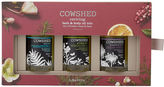 Cowshed Reviving Bath & Body Oil Trio