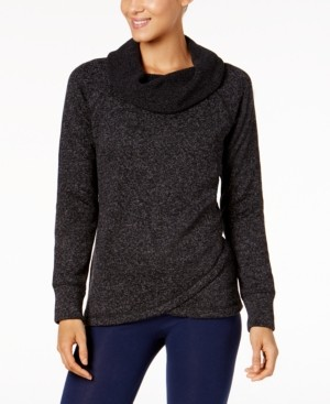 Ideology Cowl-Neck Pullover, Created for Macy's