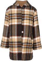 Cmmn Swdn reversible duffle coat