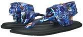 Sanuk Yoga Sling 2 Blue Love
