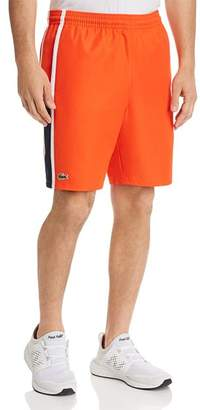 Lacoste Color-Block Drawstring Shorts