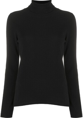 Malo Roll Neck Sweater