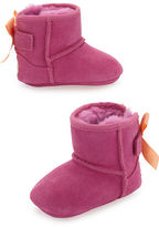 UGG Jesse Suede Boot w/ Bow, Infants' Sizes 0-18 Months