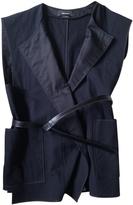 Isabel Marant Black Cotton Jacket