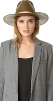 Janessa Leone Lani Tall Crown Panama Hat