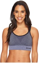 Columbia Heather Stripe Seamless Cami Bra Women's Bra