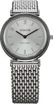 Jowissa Women's J4.052.M Nuoro Silver Stainless Steel Band Watch.
